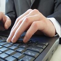 Уведомление о регистрации юридических лиц и предпринимателей может быть представлено в электронном виде